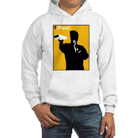 iFraud Christian Hooded Sweatshirt