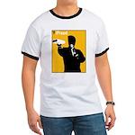 iFraud Christian Ringer Tee Shirt