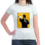 iFraud Christian Jr Ringer T-Shirt
