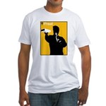 iFraud Christian Fitted Tee Shirt