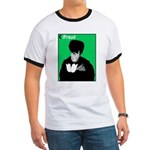 iFraud Islam Muslim Ringer Tee Shirt
