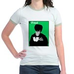 iFraud Islam Muslim Jr Ringer T-Shirt