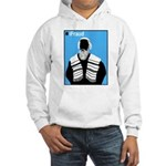 iFraud Jewish Rabbi Hooded Sweatshirt