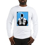 iFraud Jewish Rabbi Long Sleeve Shirt