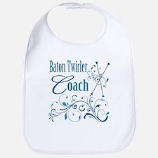 Baton Twirler Coach Bib