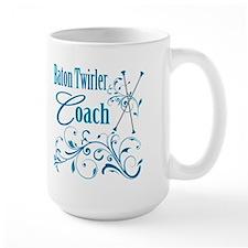 Baton Twirler Coach Mug