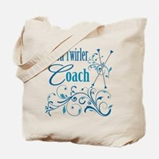 Baton Twirler Coach Tote Bag