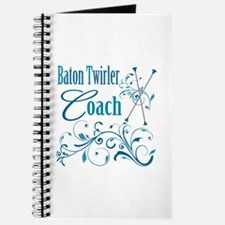 Baton Twirler Coach Journal