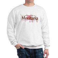 Montana Grunge Sweatshirt