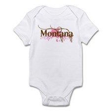 Montana Grunge Infant Bodysuit