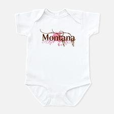 Montana Grunge Infant Bodysuit