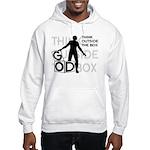 Think Outside Box Hooded Sweatshirt