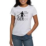 Think Outside Box Women's T-Shirt