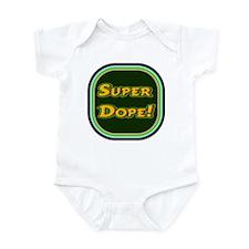 Riyah-Li Designs Super Dope! Infant Bodysuit