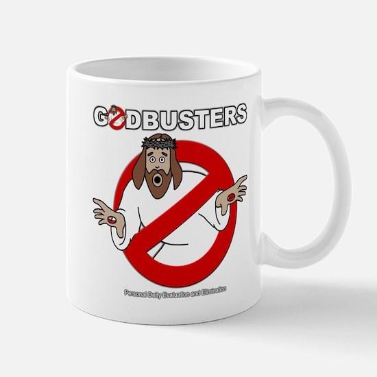 God Busters Small 11oz Mug