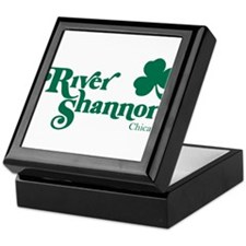 The River Shannon Keepsake Box
