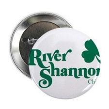 "The River Shannon 2.25"" Button"