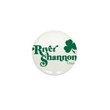 The River Shannon Mini Button (10 pack)