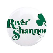 "The River Shannon 3.5"" Button"