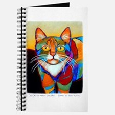 Cat-of-Many-Colors Journal
