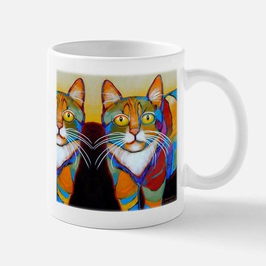 Cat-of-Many-Colors Mug