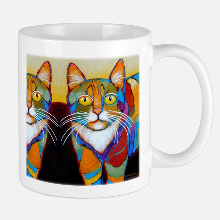 Cat-of-Many-Colors Mug