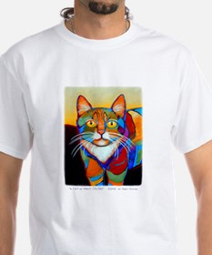 Cat-of-Many-Colors Shirt