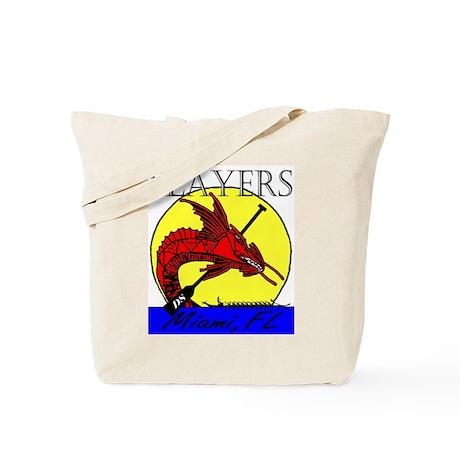 Dragon Slayers Tote Bag