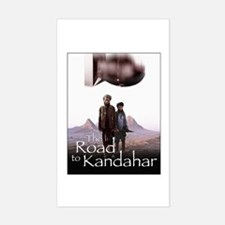 Road to Kandahar Rectangle Decal
