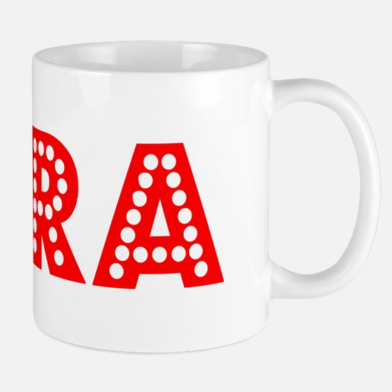 Retro Kyra (Red) Mug