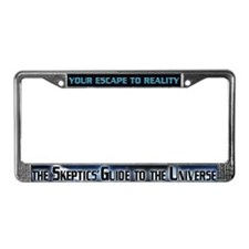 SGU Donation License Plate Frame
