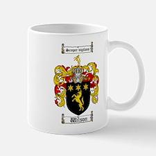 Wilson Family Crest Mug