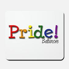 Baltimore Gay Pride Mousepad