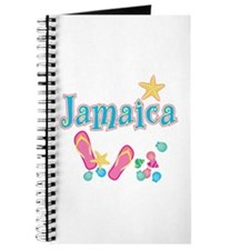 Jamaica Flip Flops - Journal