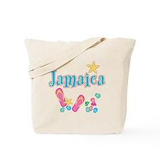 Jamaica Flip Flops - Tote Bag
