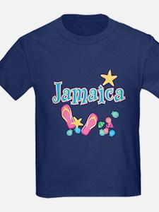 Jamaica Flip Flops - T