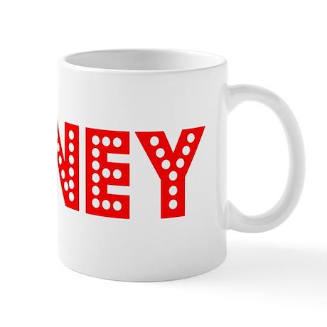 Retro Lainey (Red) Mug