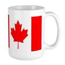 Canadian Flag Mug
