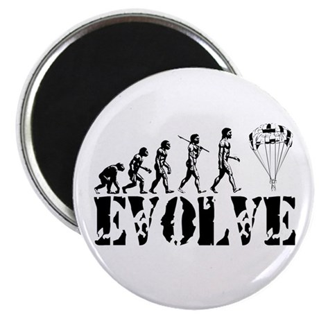 Skydiving Evolution Magnet