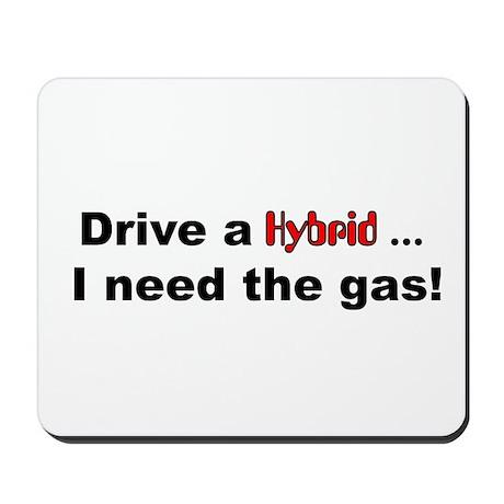 Drive a Hybrid Mousepad