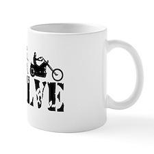 Motorcycle Rider Mug