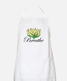Yoga Breathe BBQ Apron