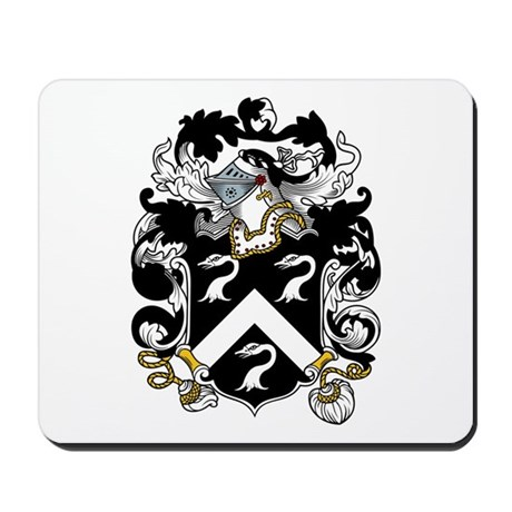 Squire Family Crest Mousepad