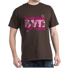 "BVN ""Girly"" (Pink) T-Shirt"