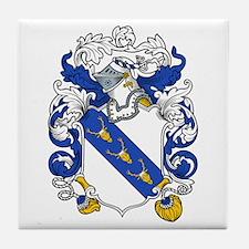 Stanley Family Crest Tile Coaster