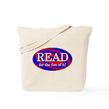 Read for Fun Tote Bag