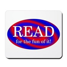 Read for Fun Mousepad