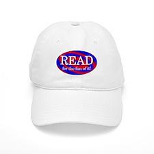 Read for Fun Baseball Cap