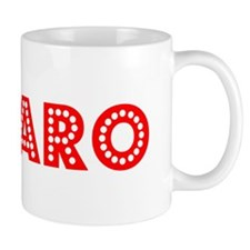 Retro Lazaro (Red) Mug