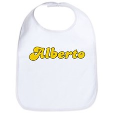 Retro Alberto (Gold) Bib